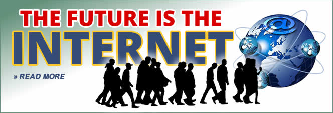 The Future Is The Internet